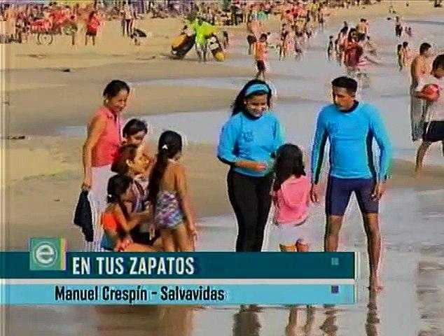 En Tus Zapatos Como Salvavidas de Playas   Godialy.com