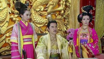 隋唐英雄5 第51集 Heros in Sui Tang Dynasties 5 Ep51