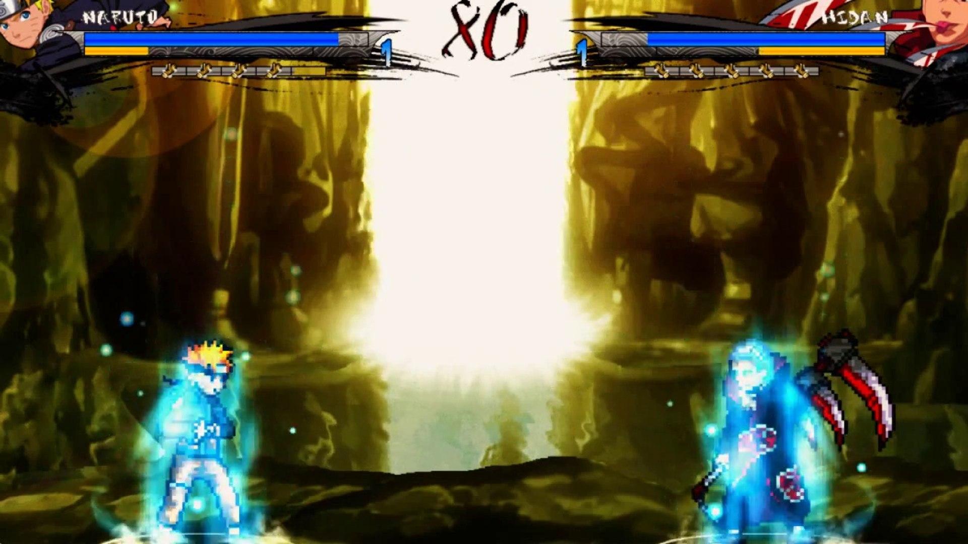 Naruto War Of Shinobi Mugen Video Dailymotion