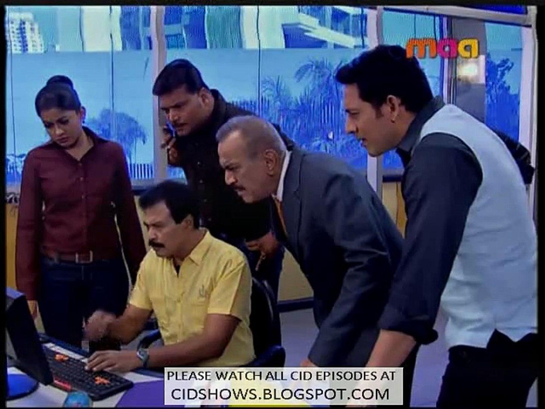 CID (Telugu) Episode 860 (20th - March - 2015)