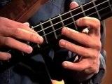 Techniques du tapping à la basse - Toutes les techniques du tapping à la basse par un des plus grands spécialistes du genre.