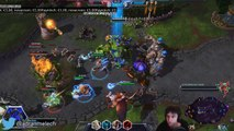 Replay Heroes of the Storm - 20 Mars 2015