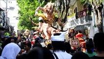 Indonésie: Bali fête le Nouvel an