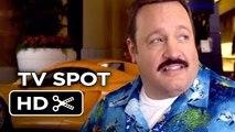 Paul Blart- Mall Cop 2 TV SPOT - Blart is Back (2015) - Kevin James Comedy HD_HD
