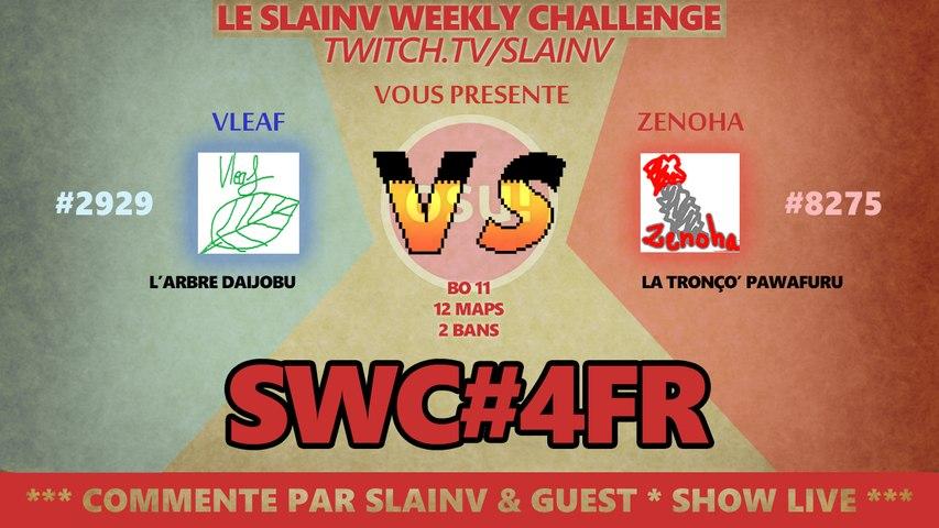 SWC#4FR - Vleaf -VS- Zenoha osu!STD