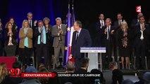 Elections départementales : c'est la dernière ligne droite