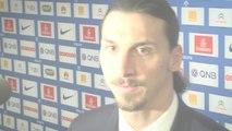PSG : la réponse de Zlatan Ibrahimovic