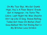Chief Keef - Hate Being Sober Feat. 50 Cent And Wiz Khalifa Lyrics