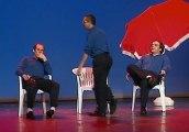 Sur scène - Les Inconnus - Les Branleurs - Au Casino de Paris