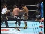 Genichiro Tenryu & Randy Savage vs. King Haku & Yoshiaki Yatsu vs. Power And Glory (Hercules & Paul Roma) vs. Takashi Ishikawa & The Great Kabuki vs. The Rockers (Marty Jannetty & Shawn Michaels) (SWS)
