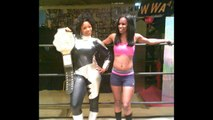 WFW FEMALE WRESTLING: MS. ATL SLIDESHOW