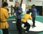Kung Fu de combat - Sanda et San Shou