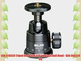 Slik 618320 Tripod Head Sbh 320 Dq Black Ball Head - Slik Sbh320 Dq