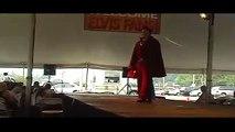 Mike Miller sings Don't Be Cruel at Elvis Week ELVIS PRESLEY SONG video