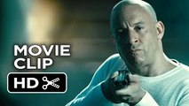 Furious 7 Movie CLIP - Street Fight (2015) - Vin Diesel, Jason Statham Movie HD_HD