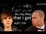 Chris Brown ft. Justin Bieber - Next 2 You Lyrics