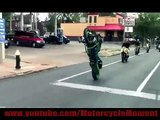 CRAZY Riders Freestyle Motorcycle Stunt Riding PART 2