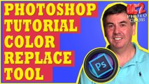 Photoshop Tutorial: How to Change or Replace the Color of anything in Photoshop