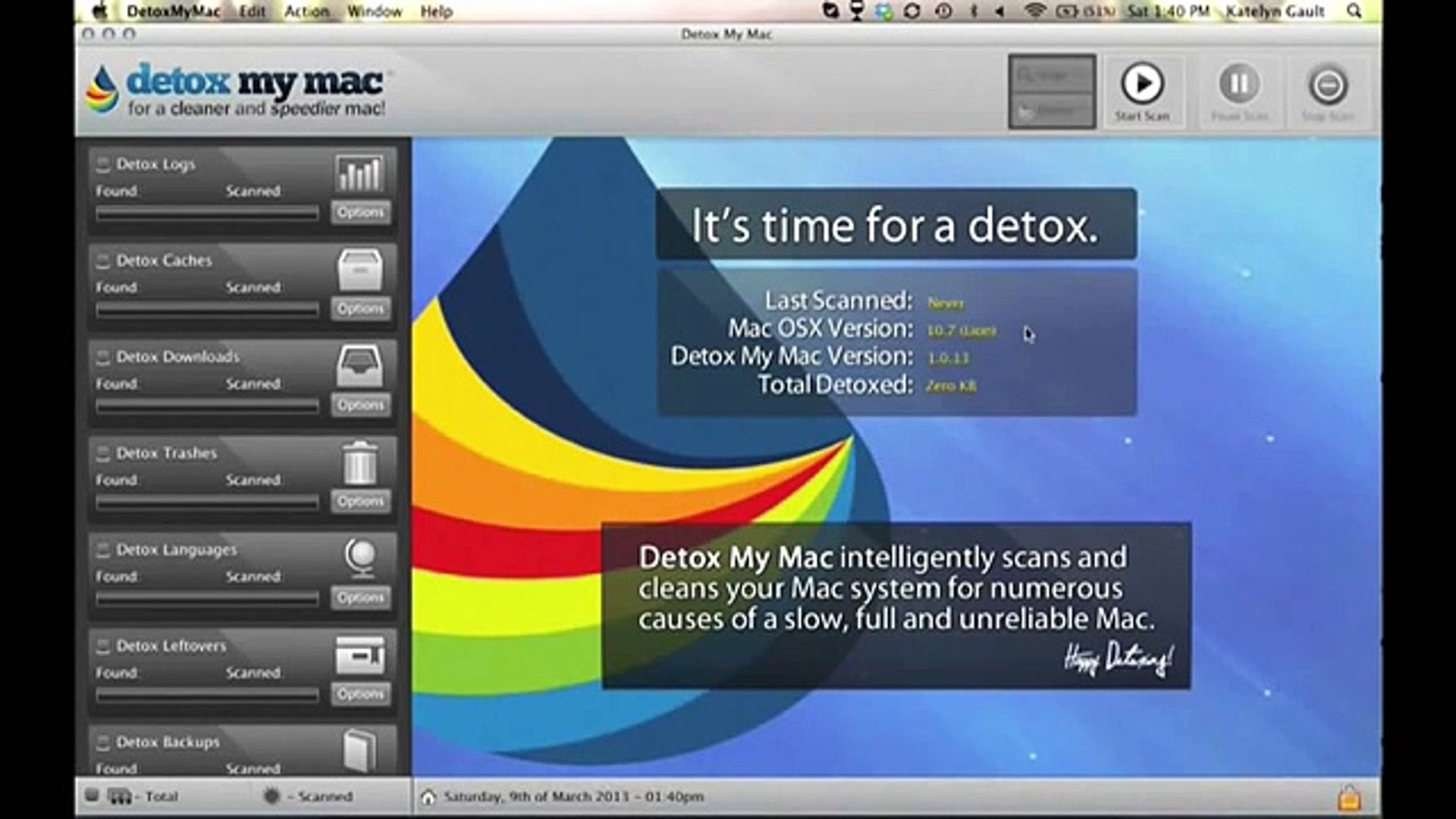 Detox My Mac - Best Mac Cleaner  Clean and Speed Up Your Mac OS X