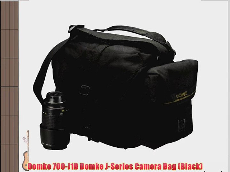 Black Domke 700-J2B Domke J-Series Camera Bag