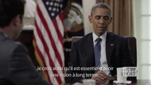 Barack Obama répond au Huffington Post (2)
