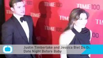Justin Timberlake and Jessica Biel Do One Last Date Night Before Baby