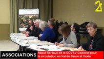 Réunion publique sur les projets « hasardeux » en Seine Aval et Vexin