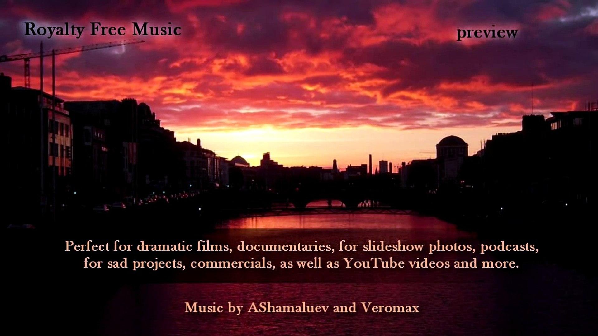 Drama - Dramatic & Sad Music | Cinematic Music | Production Music | Background Music | Royalty F