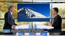 Mal des montagnes: Une expédition scientifique et médicale au cœur de l'Himalaya – 21/03