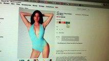 Website model involuntarily pumps up the jam