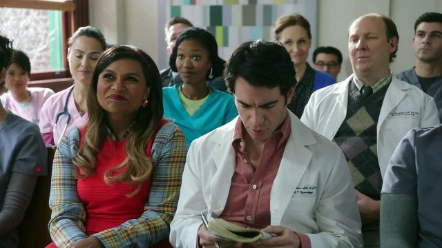 THE MINDY PROJECT   Everyone's Invited! from  Fertility Bites    FOX BROADCASTING
