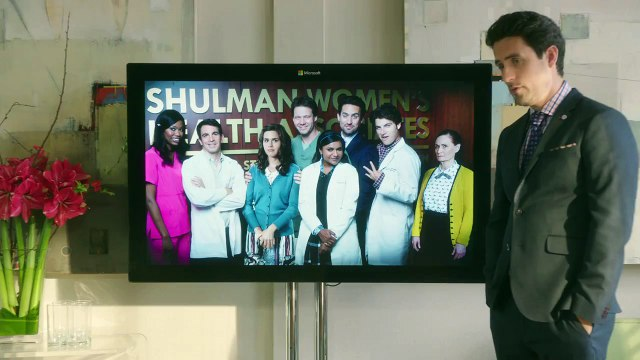 THE MINDY PROJECT   Picture Day from  What to Expect When You're Expanding    FOX BROADCASTING