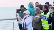 Des milliers de visiteurs au Mont-Saint-Michel pour «la marée du siècle»