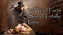 Funny, Interesting & Scary Facts | Weird But True Facts