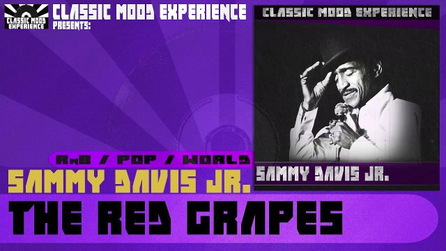 Sammy Davis Jr. - The Red Grapes (1954)