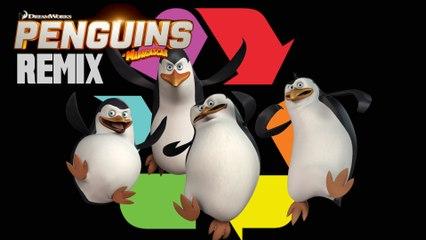 Penguins of Madagascar Remix