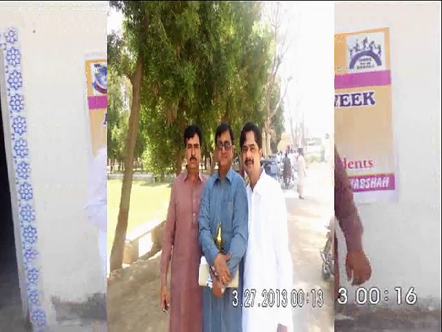 sports weeks memory in (sachal college)