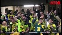 Rennes Nantes: sacrée ambiance au stade de la route de Lorient