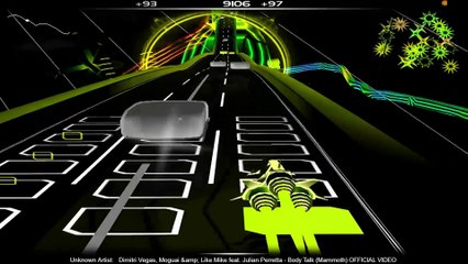 Dimitri Vegas, Moguai & Like Mike feat. Julian Perretta - Body Talk (Mammoth) - AudioSurf