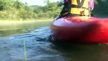 Whitewater Kayaking Essential Strokes and Edge Control