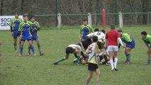 Juniors Aramits Barcus Menditte / Sud-Landes Soustons Tyrosse 21/03/2015