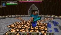 HEROBRINE VS MUTANT SKELETON & MUTANT OBSIDIAN GOLEM - Minecraft Mob Battles - Minecraft Mods