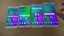 SECRET CODES for Samsung Galaxy A3, A5, A7 (2016, 2017