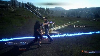 20 premières minutes de Final Fantasy XV