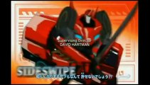 Transformers Robots in Disguise 2015 (Transformers Adventure) Japanese opening (HQ)