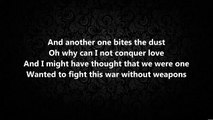 Ali Brustofski - Elastic Heart (Sia Cover) Lyrics HD