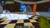 LIGHTNING WITCH VS MUTANT ZOMBIE, MUTANT CREEPER, & MUTANT SKELETON - Minecraft Mob Battles - Mods
