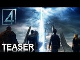 Fantastic Four | Teaser Trailer | Official HD