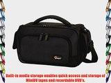 Lowepro Clips 140 Photo Shoulder Bag for Digital Camcorder (Black)
