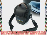 MegaGear ''Ultra Light'' Camera Case Bag for Olympus SP-820 Sp-815uz SP-810 SP-720UZ Olympus